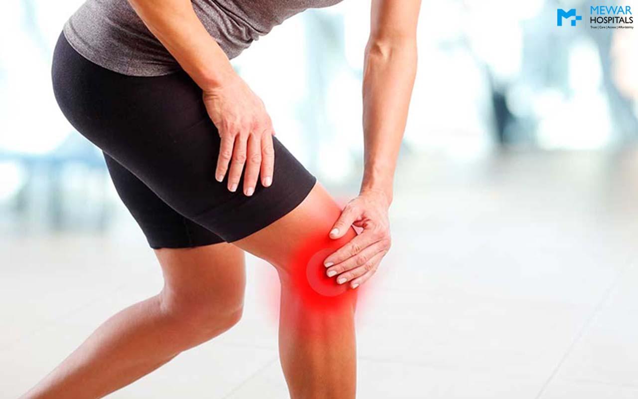 क्यों होता है घुटनों में दर्द?