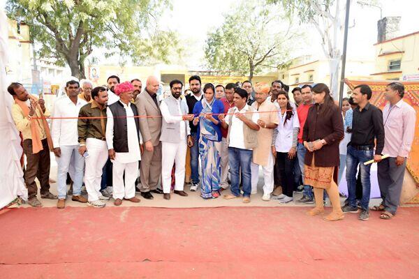 Mewar Hospitals Camp