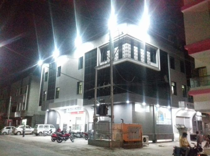 orthopedic hospital in dhar