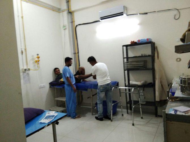 trauma doctor in shahdol
